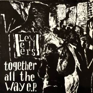 "Levellers ‎- Together All The Way EP (12"") (VG+/VG+)"